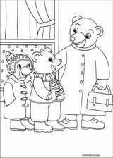 Little Brown Bear coloring page (009)