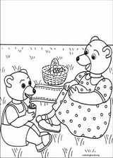 Little Brown Bear coloring page (033)