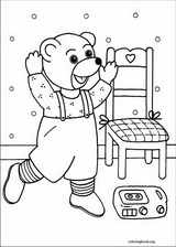 Little Brown Bear coloring page (035)
