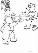 Little Brown Bear coloring page (044)