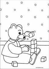 Little Brown Bear coloring page (047)