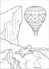 Little Polar Bear coloring page (001)