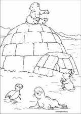 Little Polar Bear coloring page (004)