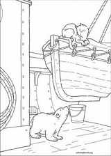 Little Polar Bear coloring page (007)