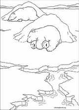 Little Polar Bear coloring page (010)