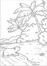 Little Polar Bear coloring page (014)