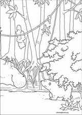 Little Polar Bear coloring page (017)