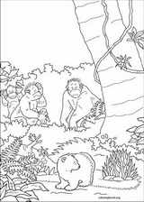 Little Polar Bear coloring page (021)
