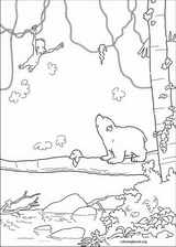 Little Polar Bear coloring page (022)