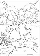 Little Polar Bear coloring page (024)