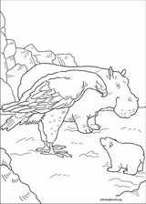 Little Polar Bear coloring page (026)