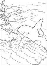Little Polar Bear coloring page (027)