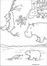 Little Polar Bear coloring page (031)