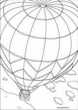 Little Polar Bear coloring page (033)