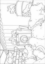 Little Polar Bear coloring page (036)