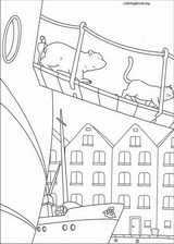 Little Polar Bear coloring page (038)