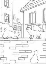 Little Polar Bear coloring page (039)
