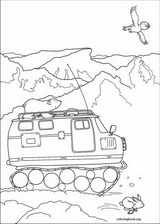 Little Polar Bear coloring page (053)