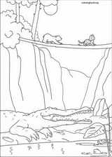 Little Polar Bear coloring page (056)