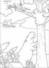 Little Polar Bear coloring page (060)
