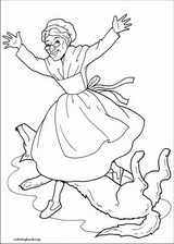 Little Red Riding Hood coloring page (002)