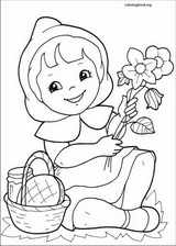 Little Red Riding Hood coloring page (006)