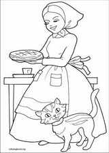 Little Red Riding Hood coloring page (008)