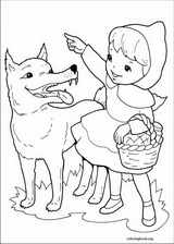 Little Red Riding Hood coloring page (009)