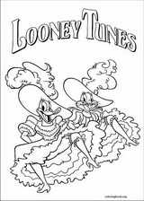 Looney Tunes coloring page (016)