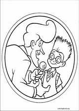 Meet The Robinsons coloring page (007)