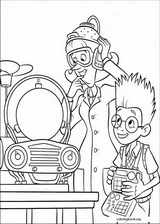 Meet The Robinsons coloring page (008)
