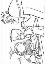 Meet The Robinsons coloring page (014)