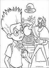 Meet The Robinsons coloring page (016)