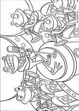 Meet The Robinsons coloring page (017)