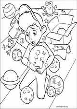 Meet The Robinsons coloring page (023)