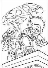 Meet The Robinsons coloring page (026)