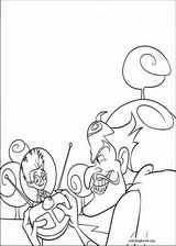 Meet The Robinsons coloring page (027)