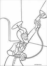 Meet The Robinsons coloring page (028)