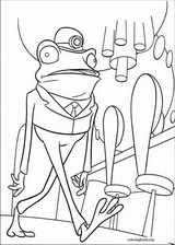 Meet The Robinsons coloring page (030)