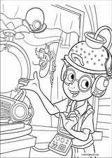 Meet The Robinsons coloring page (035)