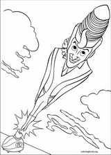 Meet The Robinsons coloring page (044)
