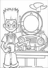 Meet The Robinsons coloring page (046)