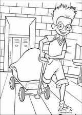 Meet The Robinsons coloring page (047)