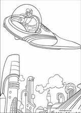 Meet The Robinsons coloring page (051)