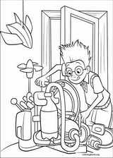 Meet The Robinsons coloring page (053)