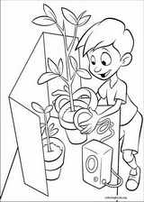 Meet The Robinsons coloring page (061)