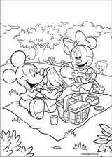 Mickey Mouse coloring page (021)