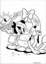 Mickey Mouse coloring page (043)