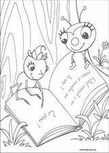 Miss Spider coloring page (006)