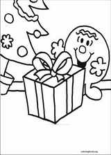 Mr. Men coloring page (018)